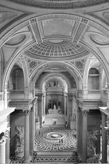 Pantheon arches B&W (Monceau) Tags: panthon arches interior repetition depth architecture building blackandwhite monochrome