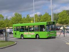 K&H Doyle W365ABD Phoenix Park (Guy Arab UF) Tags: kh doyle w365abd dennis dart slf plaxton pointer bus phoenix park nottinghamshire buses