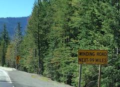 Curvy Roads-12 (RV there yet?) Tags: montana idaho road curves winding