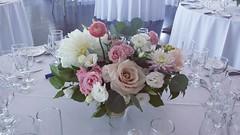 centerpieces 03 (Flower 597) Tags: weddingflowers weddingflorist centerpiece weddingbouquet flower597 bridalbouquet weddingceremony floralcrown ceremonyarch boutonniere corsage torontoweddingflorist