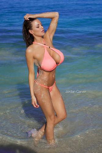 Jordan carver bikini