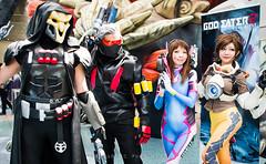 2016 Anime Expo - Reaper, Soldier (mambastic photography (aka mamba909)) Tags: pentax k01 sigma2470mmf28ifexdghsm animeexpo animeexpo2016 cosplay