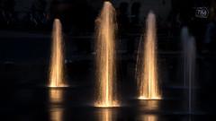 Lichtfeuerwerk (T.M.-Photography) Tags: wasser licht lichteffekt feuerwerk lichtfeuerwerk nacht night light water firework fontne fountain