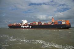 Essen Express DST_8104 (larry_antwerp) Tags: hapaglloyd essenexpress 9501370 container schip ship vessel        schelde        ossenisse nederland netherlands