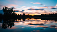 Perception (John Westrock) Tags: longexposure reflection morning helenmccabestatepark nature pond water clouds sunrise canoneos5dmarkiii canonef1635mmf4lis washington pacificnorthwest johnwestrock