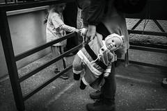 BAbies (jrockar) Tags: streetphotography documentary bw mono blackandwhite candid moment instant ba bratislava slovakia jrockar janrockar idiot x100s babies kids doll family mother ordinarymadness