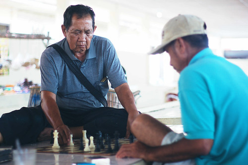 Indonesia 2011 - Belitung People - Chess