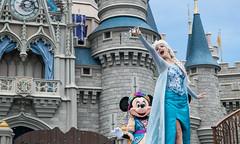 Let It Go (Liz Marko Photography) Tags: yellow disney world magic kingdom parks frozen let it go elsa royal friendship faire