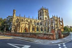 St Mary's Church - Beverley, East Yorkshire. (MarkWoods2) Tags: stmaryschurch church eastyorkshire beverley churchphotos photosofchurches churchtower churchsteeple britishchurches englishchurches villagechurch headstones gravestones markwoodsphotography village eastyorkshirechurches