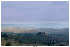 Tuscany Italy (vazyvite) Tags: tuscany italy toscane italie val orcia villa house ferme farm podere belvedere paysage landscape san quirico