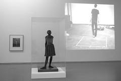 at the museum (=Mirjam=) Tags: nikond750 boijmansvanbeuningen museum rotterdam art statue ballet ballerina 52in2016 challenge september 2016