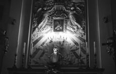 Chiesa San Filippo Neri - Firenze (michele.palombi) Tags: san filippo neri firenze toscana bw ilford delta 400 darkroom