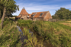 Preston Mill East Lothian (Colin Myers Photography) Tags: eastlinton eastlothian preston kirk mill prestonmill prestonkirk east lothian linton sunny summer warm blue skies colinmyersphotography colin myers photography old village church bridge scotland scottish