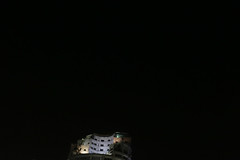 Mount Everest (Mayank Austen Soofi) Tags: delhi walla night sky everest statesman house highrise
