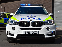 A Mean-Looking X5 (Cobalt271) Tags: sf16ocz police scotland semper viglio bmw x5 xdrive 30d trpg vehicle
