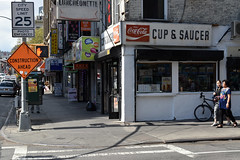 DSC_0028 v2 (collations) Tags: newyork newyorkcity nyc lowereastside les eldridgestreet canalstreet cupsaucer signs vintage signage cocacola fishtail