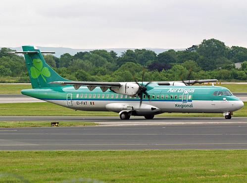 Aer Lingus Regional ATR-72 EI-FAT