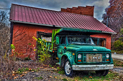 Forgotten GMC (The Lovelace Photography) Tags: mygearandme flickrstruereflectionlevel1 rememberthatmomentlevel1 bestevercompetitiongroup bestevergoldenartists