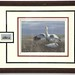 129.  1989 Canadian Duck Stamp with Artist Signed Print