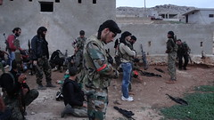 -         -- (   ) Tags: project for battle memory revolution syria  members preparing fsa syrian   snn     idlib         arabuprising syrianrevolution  freesyrianarmy srmp  shaamnewsnetwork hge  salqain