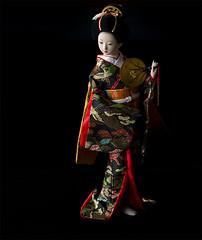 Japanese Doll (NatashaP) Tags: japanese doll d800