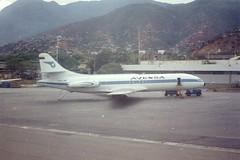 Avensa October 1971 / Sud Aviation Caravelle (Bou46) Tags: venezuela aircraft caracas planes vliegtuig maiquetia caravelle sudaviationcaravelle avensa