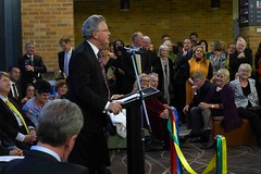 Katoomba Cultural Centre Opening (Blue Mountains Library) Tags: libraries katoomba
