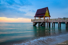 Still Here (Safuan Aziz) Tags: sunset seascape landscape nikon malaysia nikkor melaka tanjungbidara 18105mm d7000