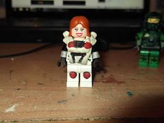 Sarah palmer prototype 1 (halo 4) (jakijako29) Tags: 2 3 sarah 1 design lego infinity chief 4 halo palmer master prototype custom combat spartan evolved covenant cortana unsc prometheans