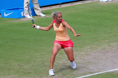 AEGON International 2012, Eastbourne - Klara Zakopalova (Cze) (Andy2982) Tags: tennis eastbourne ger centrecourt semifinals cze devonshirepark klarazakopalova angeliquekerber aegoninternational2012