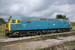 BR Crewe / Brush Sulzer Type 4 ( Class 47/0 ) 'Co-Co' 47 2