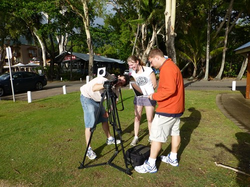 Preparación Eclipse Total, Australia