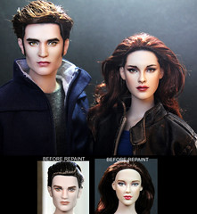 Breaking Dawn 2 Bella and Edward dolls (ncruzdolls) Tags: photography swan bella repainted dolldoll dollcustom tonnerdolls dollsdoll noelcruz twilightdolls bellaswandoll dollvampire noelcruzrepaint repaintcustom noelcruzdolls breakingdawndolls bellaooak edwaardcullendoll mattelcelebrity