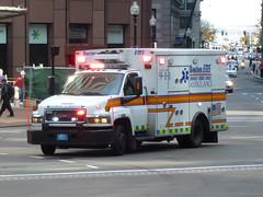 Boston EMS (Emergency_Vehicles) Tags: boston ambulance ems