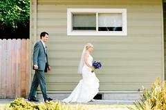 Julie & Conor / Abernethy Center Wedding