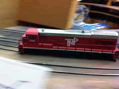 MIT TMRC (Tech Model Railroad Club) open house. 17 Nov 2012 (Chris Devers) Tags: railroad train modeltrain mit ho scalemodel hotrain tmrc massachusettsinstituteoftechnology techmodelrailroadclub exif:exposure=0067sec115 exif:iso_speed=200 exif:focal_length=39mm exif:aperture=f28 camera:make=apple exif:flash=offdidnotfire camera:model=iphone4 exif:orientation=horizontalnormal exif:filename=dscjpg meta:exif=1357693208