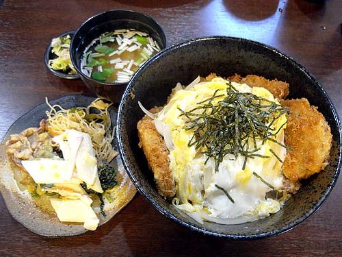 2012年11月19日の昼ご飯
