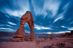Delicate Arch [Explored 11/20/12 + Front Page] (Eddie 11uisma) Tags: park southwest america utah long exposure arch desert arches national moab eddie delicate lluisma