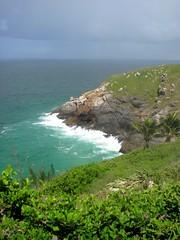 (_lorenams) Tags: ocean brazil praia beach nature beautiful brasil riodejaneiro amazing natureza oceano arraialdocabo pontaldoatalaia