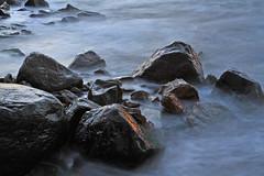 Stenbumlingar 3 (Quo Vadis2010) Tags: motion water se movement sweden air sverige westcoast vatten luft movements halmstad tylösand halland longtimeexposure rörelse motions västkust tyludden irörelse långexponeringstid rörelser