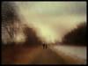 An autumn walk  (the way young lovers do) (kenny barker) Tags: longexposure winter sunset blur art texture landscape lumix scotland canal impressionism icm falkirk camelon alwaysexc panasonicg1 kennybarker