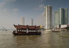 Bangkok - Chao Phraya river (Amsterdam Today) Tags: river thailand major gulf bangkok low duke grand kings rivers mae chao pho nan ping siam nam pak chainat phraya sawan nakhon alluvial menam