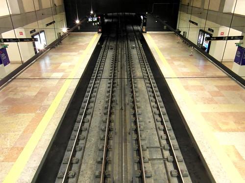 Metro de Lisboa - Estação Marquês de Pombal