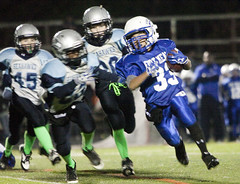 Anne Arundel Youth Football semifinals