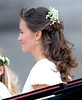 Pippa Middleton The Wedding of Prince William and Catherine Middleton
