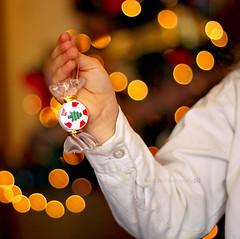 Comienza la ilusin (Sol Z.B.) Tags: christmas kids children navidad hands dof bokeh manos christmastree nios arbolito canon500d lucesnavideas adornitos adornocaramelo