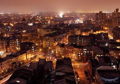 Brooklyn - Williamburg (Cedric Melbourne Photography) Tags: new york nyc bridge rooftop brooklyn landscape williamburg