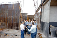 (CORSAN_OFICIAL) Tags: presidente santa rosa na e da das visita obras região missões corsan convênio assina 30112012