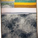 "<b>Ocean Park No. 116, 1979 (after: Richard Diebenkorn)</b><br/> Rebecca Kamm (Art Quilt, 2011)<a href=""http://farm9.static.flickr.com/8485/8241634319_0f5f032c18_o.jpg"" title=""High res"">∝</a>"
