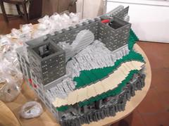 Guimarães106 (LEGO Projects) Tags: lego castelo guimaraes guimarães casteloguimarães guimarãescastle casteloguimaraes guimarãeslego legocastlecastle fermentoes